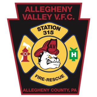 Allegheny Valley Volunteer Fire Company Seal